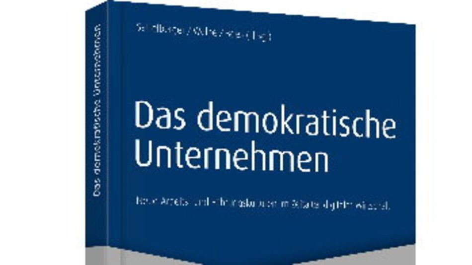 """Das Buch """"Das demokratische Unternehmen"""" ist am 18. September 2015 im Haufe-Verlag erschienen und umfasst 320 Seiten."""