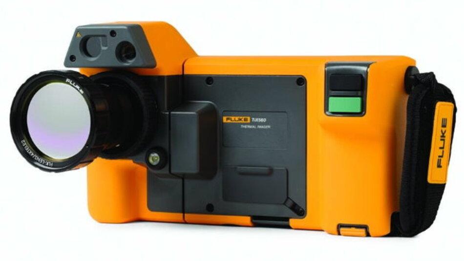 Die Kameras TiX560 und TiX520 von Fluke eignen sich für Anwendungen, in denen es auf Flexibilität und hohe Auflösung ankommt.