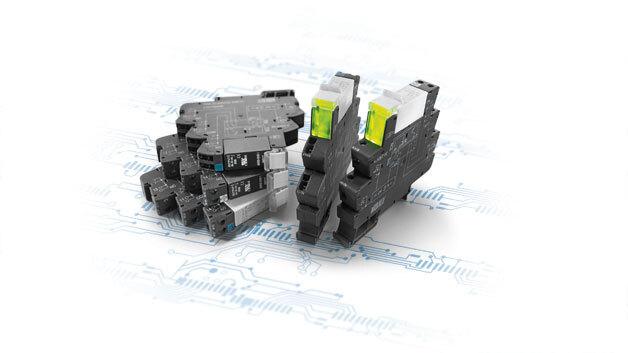 Komponentenentwickler bringen in allen Produktsegmenten interessante Neuheiten hervor.