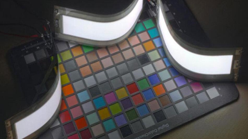 Flexible OLEDs erreicht 32 lm/W im Labor