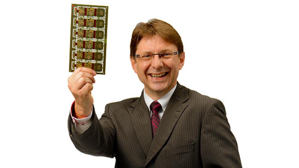 """Bild 1. """"Seit rund zwei Jahren hat Würth Elektronik die partielle Dickkupfertechnik Wirelaid im Portfolio"""", erläutert Andreas Schilpp, Produktmanager für Wirelaid und Hochstromprodukte bei Würth Elektronik."""