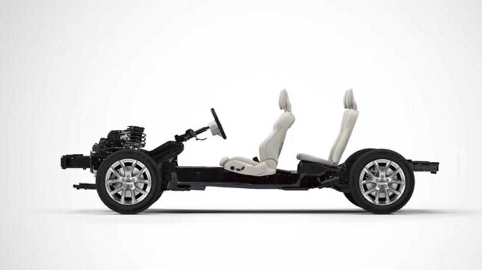 Die Compact Modular Architecture von Volvo