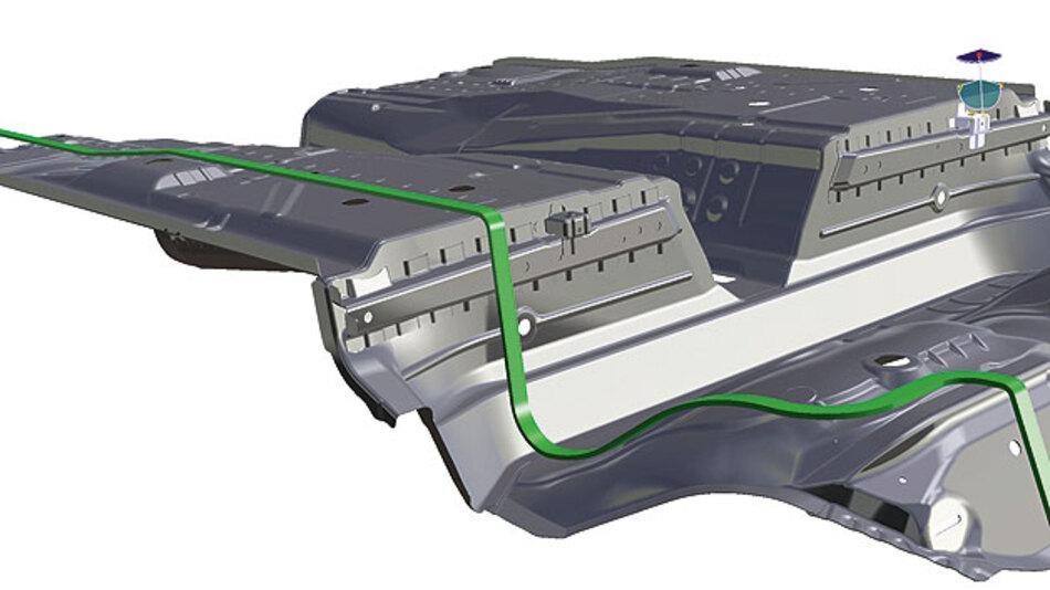 Aluminiumleiter statt Kabel vereinfachen die Netzarchitektur.