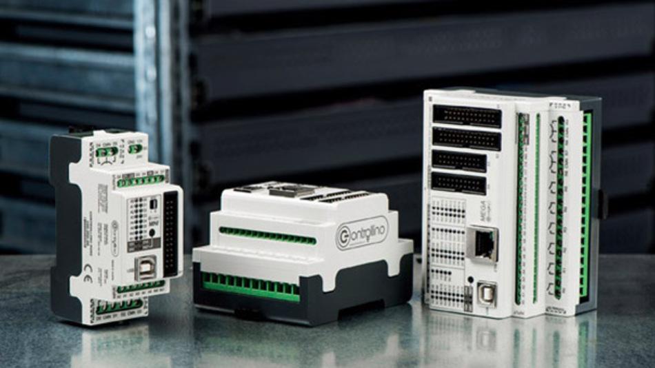 Mit Controllino bietet Conrad exklusiv drei neue, flexible und frei programmierbare Steuerungen asuf Basis von Arduino für eine Vielzahl von Automatisierungsaufgaben.