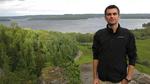 Seit einem Erasmus-Studienaufenthalt in Linköping forschte Christian Bur auch in Schweden