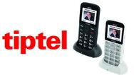"""Das """"tiptel Ergophone 6180/6181"""" ist in den Fargen schwarz und weiß erhältlich."""