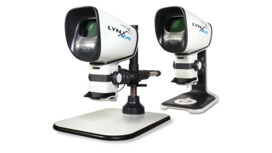 neue Stereomikroskop-Familie Lynx EVO