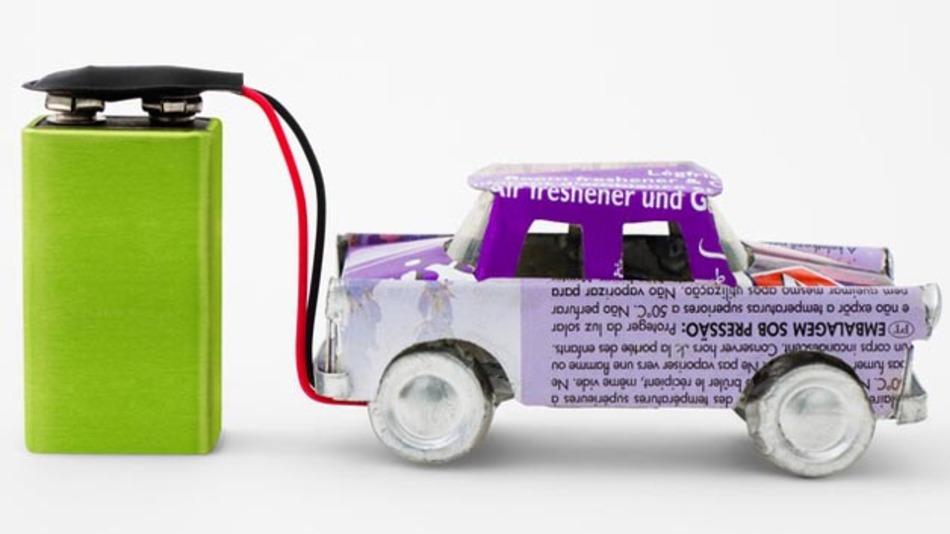 Ein JV von Daimler Accumotive, The Mobility House und Getec geben Elektroauto-Batterien ein zweites Leben.