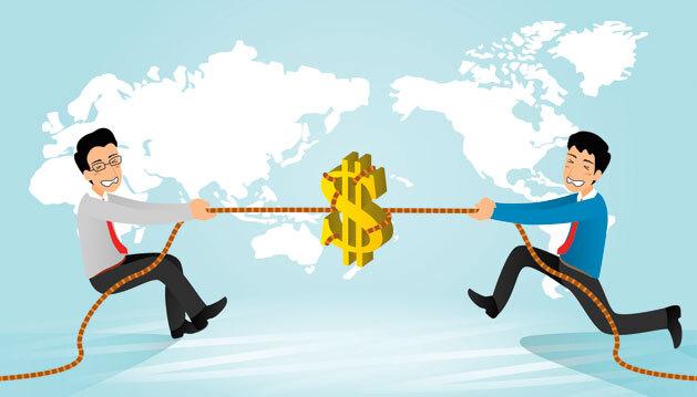 Von chinesischen Unternehmen wird schon länger Kostendruck auf den deutschen Maschinenbau ausgeübt - einige Leitkunden des Maschinenbaus müssen plötzlich mit Wettbewerbern wie Amazon um Marktanteile streiten.