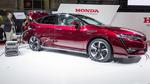 Honda stellt Serienfahrzeug mit Brennstoffzellen-Antrieb vor