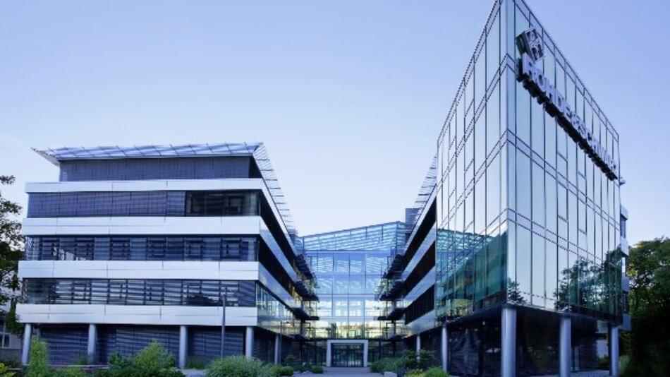 Rohde & Schwarz Hauptsitz in München
