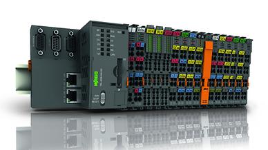 10 Controller PFC200 von Wago Kontakttechnik