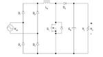 Bild 2: Traditionelle Boost-PFC-Schaltung. Q1 ist typischerweise ein Superjunction-MOSFET und D5 eine SiC-Schottky-Diode