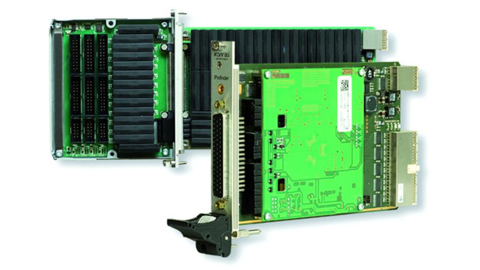 PXI-basiertes ICT/MDA-Systems »Leon« von Konrad
