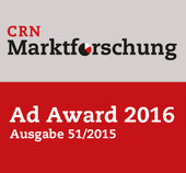 Überzeugt Ihre Werbeanzeige? Stellen Sie sich der CRN-Leserwahl!