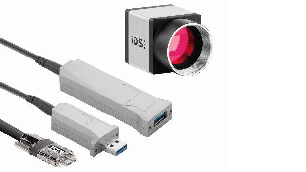 Bis 50 m lang sind die aktiven USB-3.0-Kabel, die bei IDS jetzt erhältlich sind.
