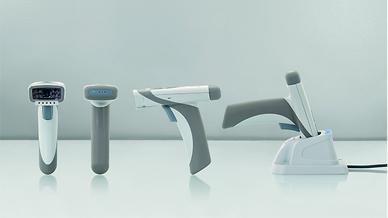 48 Kabellose Handscanner von Wenglor Sensoric