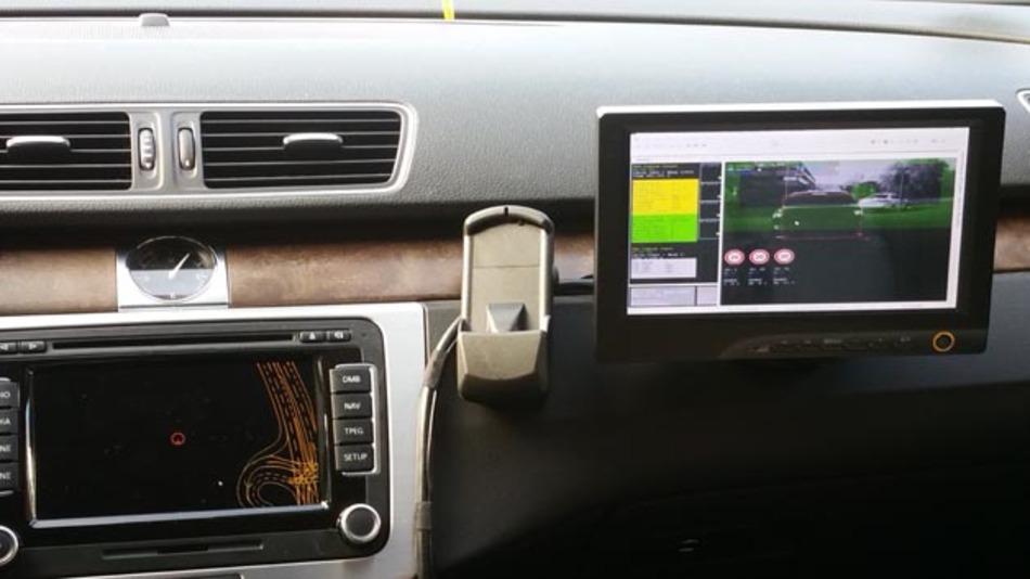Exakte Informationen wie die Verkehrszeichenerkennung ist mit dem eHorizon von Continental möglich.