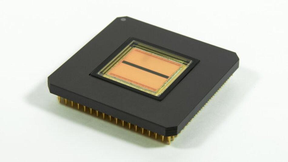 Dieser 60-Zeilen-Sensor ist etwa doppelt so schnell wie bisher verfügbare Systeme.