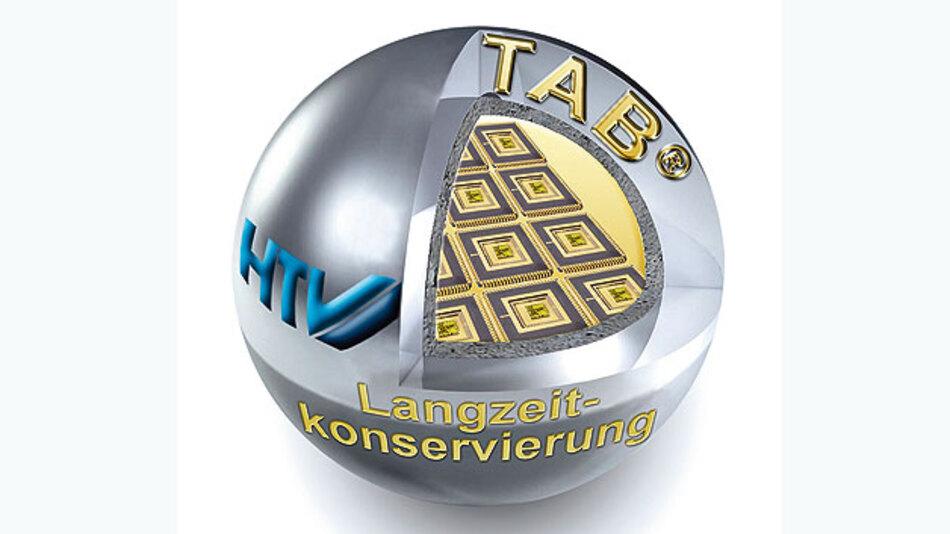 Bild 1. Mit dem HTV-TAB-Verfahren (thermisch-absorptive Begasung) steht jedem Systemhersteller eine Möglichkeit zur vorausschauenden Obsoleszenz-Strategie zur Verfügung.