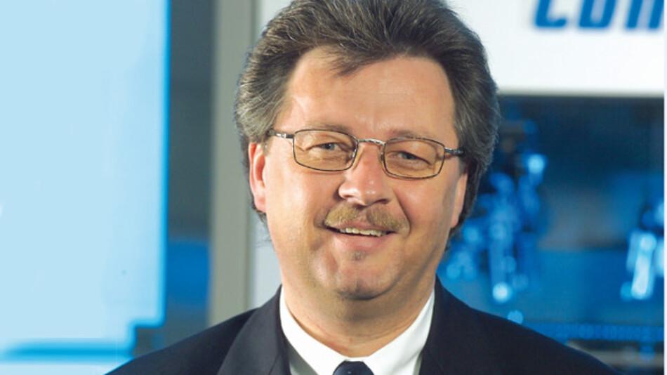 Hans Baka, Geschäftsführer von Digitaltest