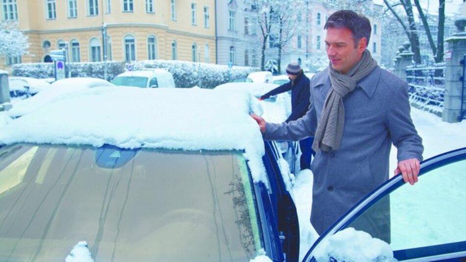Carsharing-Kunden von DriveNow können nun auch Fahrzeuge mit Standheizung mieten.