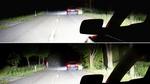 LED-Scheinwerfer mit blendfreiem Fernlicht erhöhen Sicherheit bei Nachtfahrten