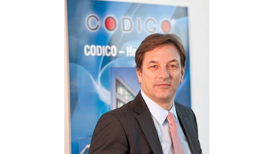 Sven Krumpel, CEO Codico GmbH