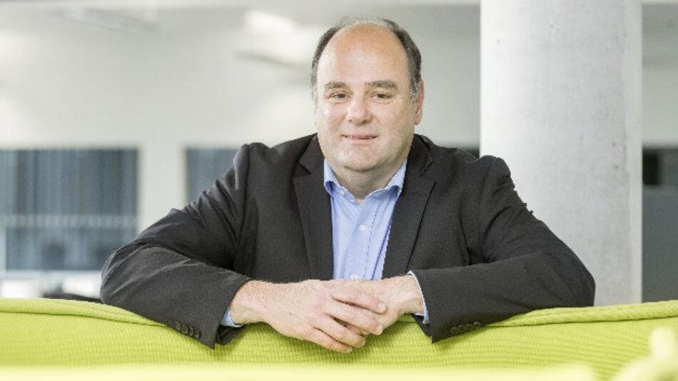 Dr. Stefan Finkbeiner, CEO von Bosch Sensortec