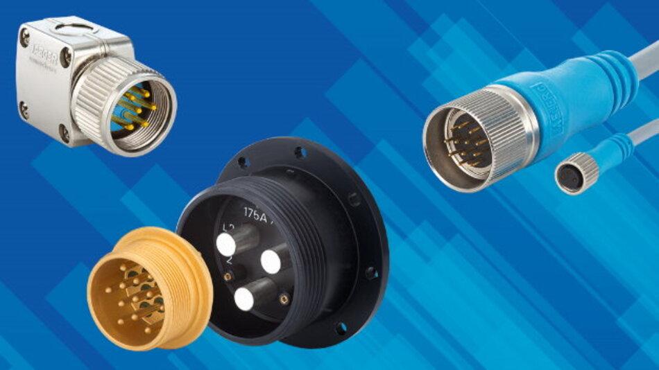 Hummel hat die Produktpalette von Jaeger Connecteurs in seine eigene integriert und bringt dies auf der SPS IPC Drives durch einen gemeinsamen Stand zum Ausdruck.