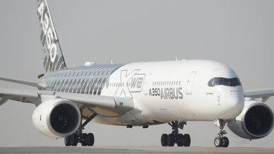 Stand 9. November 2015 hatte Airbus 787 Bestellungen für den A350 XWB von 41 Kunden.