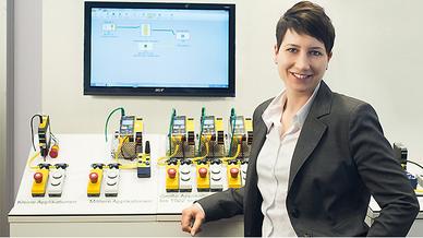 Johanna Schüßler von Bihl+Wiedemann