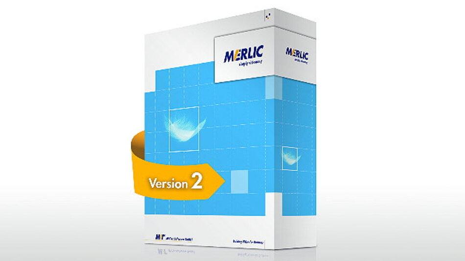 Ab 1. Dezember 2015 erhältlich: »Merlic 2« von MVTec Software