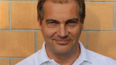 Peter Brügger, Geschäftsführer von Ininet Solutions
