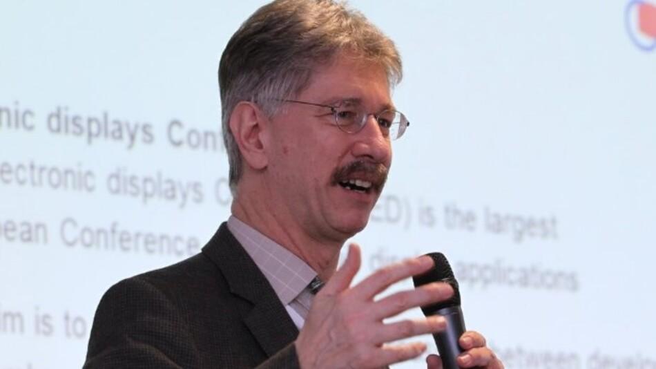 Prof. Karlheinz Blankenbach, DFF: »Wir möchten unser Display-Wissen noch breiter verfügbar machen und unser Netzwerk vergrößern.«