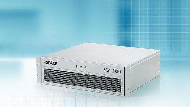 HIL-Simulator Scalexio von dSpace.
