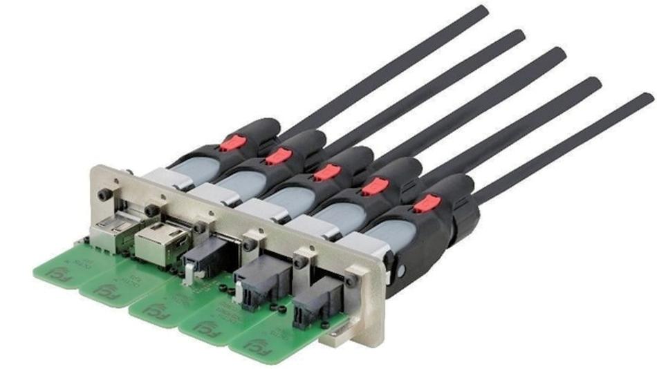 OCTIS - eine robuste I/O-Interconnect-Lösung