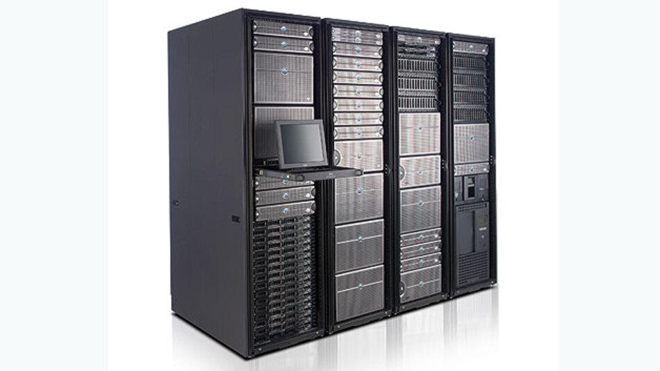 Bild 2. Rack Server, wie sie in Schalt- und Server-Schränken verbaut sind, sind die meistverkauften Geräte des OEM-Geschäftsbereichs von Dell.