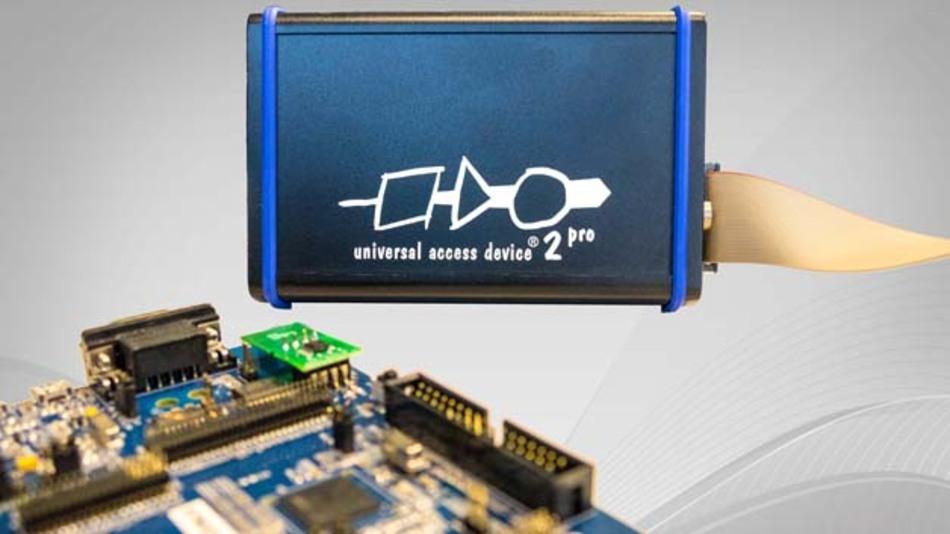 UDE von PLS unterstützt Cortex-M7-basierten SoCs