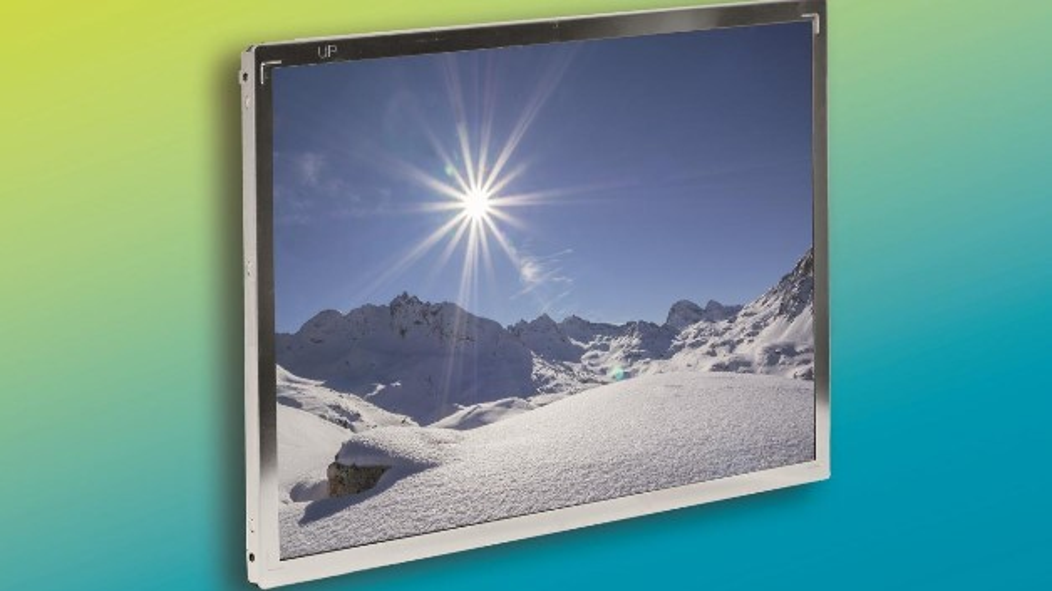 Eine hohe Lichtstärke von 700 cd/m2 hat LGs 19-Zoll-LED-TFT-Display LB190E02-SL04 (Vertrieb: Hy-Line) bei einem Kontrastverhältnis von 900:1.
