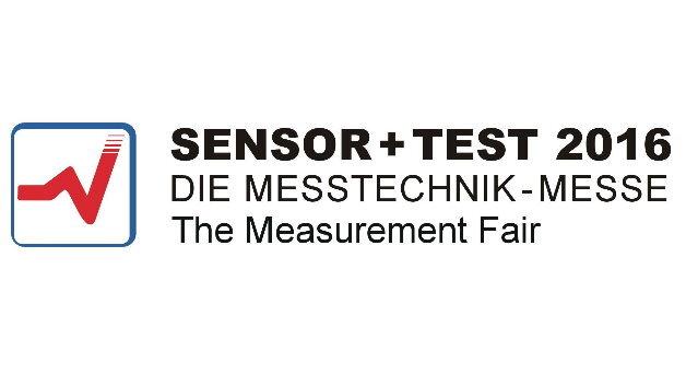 Die Sensor+Test 2016 findet vom 10. bis 12. Mai 2016 im Messegelände Nürnberg statt.