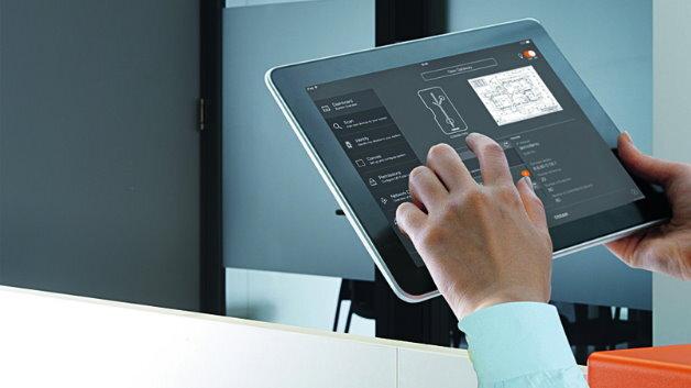 osram professionelle licht steuerung per app elektroboerse. Black Bedroom Furniture Sets. Home Design Ideas