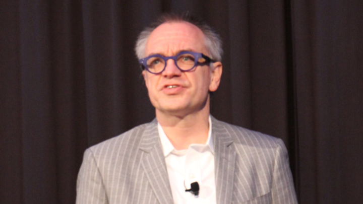 Chris Van Hoof, IMEC Fellow und Program Director Wearable Healthcare