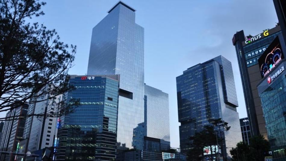Der koreanische Handyhersteller will wohl ins Automotive-Geschäft einsteigen und soll an Komponenten für das automatisierte Fahrzeug arbeiten.