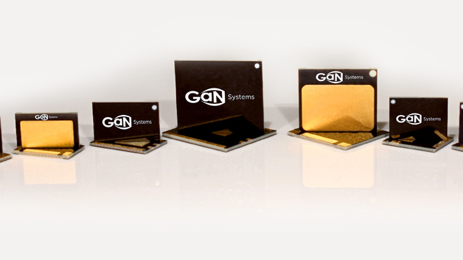 Die GaN-Transistoren von GaN Systems gehen in die Massenproduktion.