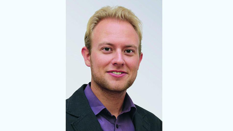Sebastian Thies, Produktmanager für Stromversorgungen und Thermodrucker bei Elektrosil.