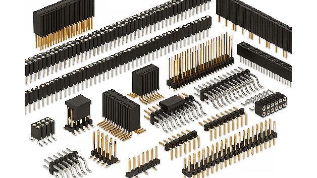 Leiterplattensteckverbinder in vielen Größen