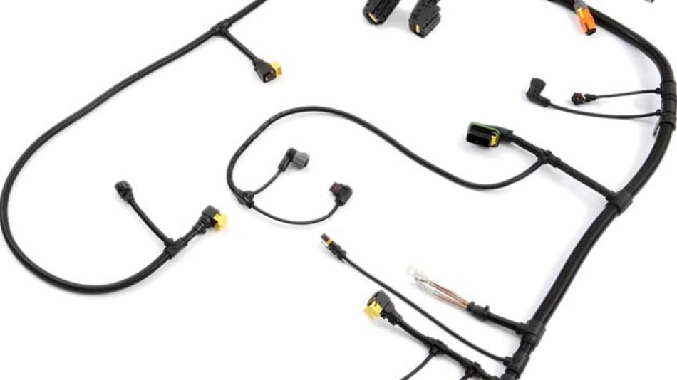 Leoni fertigt für Volvo Cars Kabelsätze für Unterboden, Tunnel, Türen, Dach und Stoßfänger.