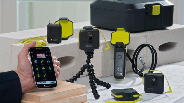 Laser Entfernungsmesser Smartphone : Messtechnik fürs smartphone klein und intelligent elektronik