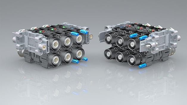 Leistungssteckverbinder MPC von Multi-Contact